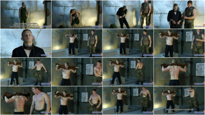 Gay BDSM The Punishment for Sergeant Part One (2016)
