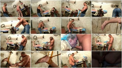 Gay BDSM The Junkie part 3 (2012)