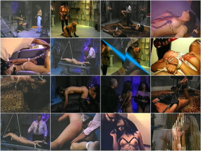 bdsm Bizarre Highlights Scene 3