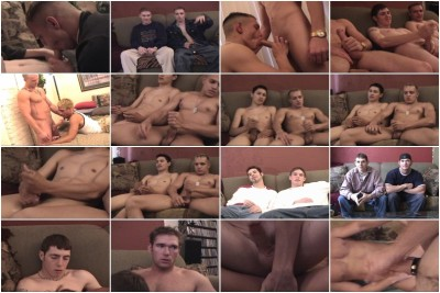 Pat and Sam - Stud Wood 3