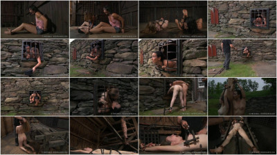 bdsm Rough domination for Two cute babes