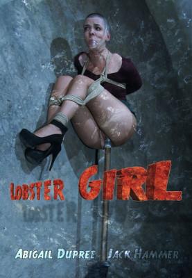 bdsm Abigail Dupree - Lobster Girl Bitch