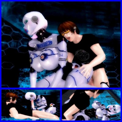 Virtual Robo Pussy (13 Apr 2015) Xalas Studios