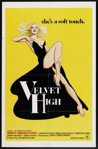 Velvet High (John Christopher, TGA Video)