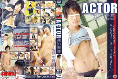 Actor - Takiguchi Hiroaki