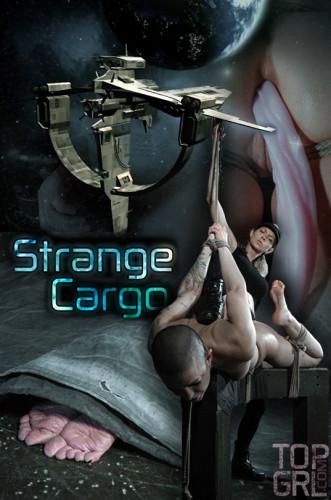 Abigail Dupree, Rain DeGrey — Strange Cargo (2016)