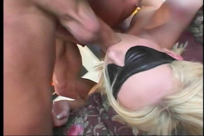 Mysterious anal drilling services