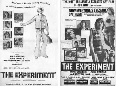 Jaguar Productions – The Experiment (1973)