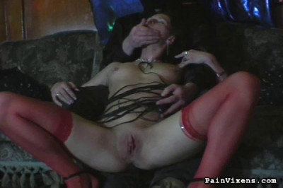 Painvixens - 22 Sep 2010 - Hard Whipped MILF