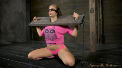 SB - Little Chastity Lynn is roughly fucked in pink! - Feb 1, 2013 - Chastity Lynn - HD