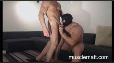 Musclematt #108 - Matt & Brad Underground Episode