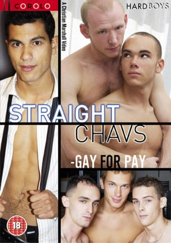 (Corolo) Straight Chavs - Gay For Pay part 2