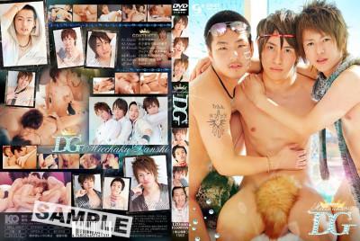 Boys School Extra Chapter East - Sexy Men HD