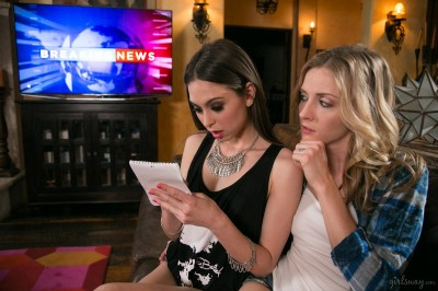 Karla Kush, Riley Reid — Missing Part One FullHD 1080p