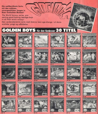 Golden Boys vol..16