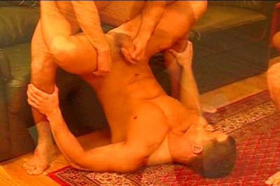 Four Gay Sucking And Fucking Each Other