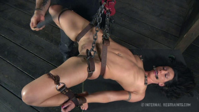 Wenona — Strapped — BDSM, Humiliation, Torture