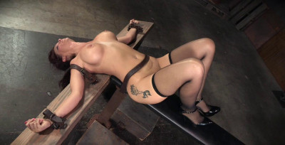 Grand Finale Of Syren's Show With Punishing Bbc Deepthroat