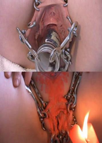 My favorite pussy in bondage