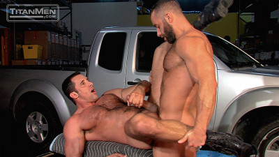 Grease Monkey: Scene 1: Eddy Ceetee & Nick Capra
