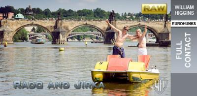 WHiggins - Rado and Jirka Raw - Full Contact - 28-07-2012