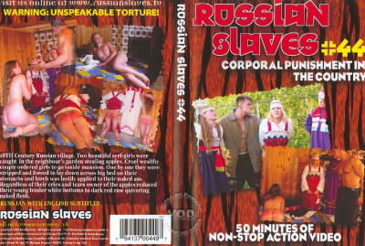 Russian Slaves Vol.44 – Corporal Punishment In The Country