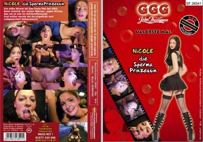 Das Erste Mal - Nicole Die Sperma Prinzessin