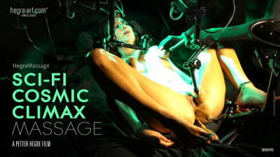 Serena L — Sci-Fi Cosmic Climax Massage