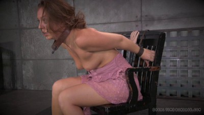 Maddy O'Reilly is throat trained and completely conquered by cock, brutal blowjob! (2014)