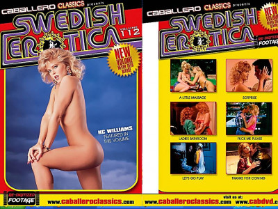 Swedish Erotica 112: K.C. Williams (Caballero)