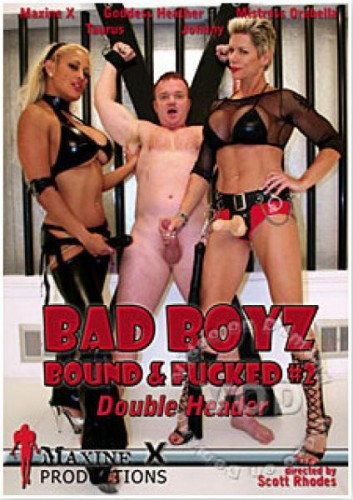 Bad Boyz Bound And Fucked 2