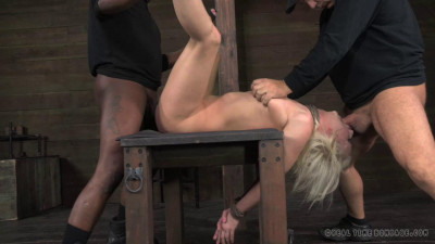 Cherry Torn  Tagteamed Cherry Torn Utterly Destroyed By Cock