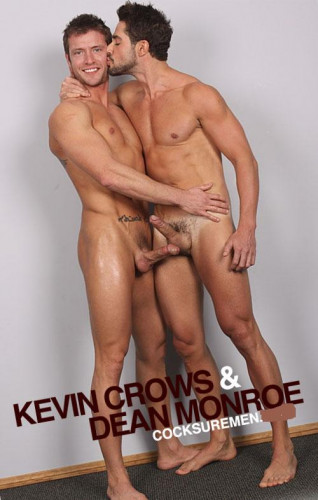 CocksureMen - Kevin Crows and Dean Monroe
