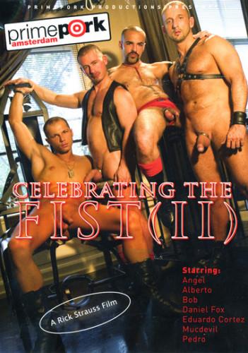 Celebrating The Fist II - cock, tattoos, fucking.