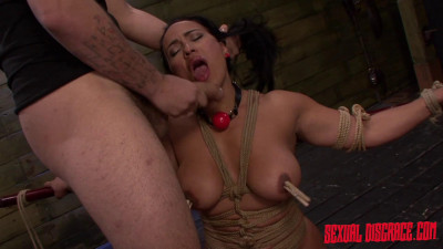 Becca Diamond Returns For More Rope Bondage And BDSM Fucking (2014)