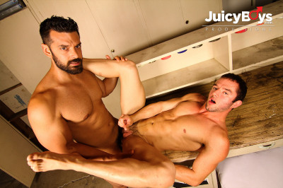 The Garage Part 4 (Marcus Ruhl, Logan Cruise)