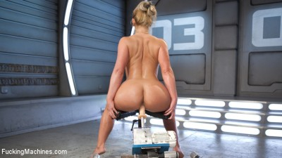 Phoenix Marie is Machine Fucked into Oblivion!!