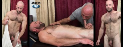 Dirk Willis Massaged