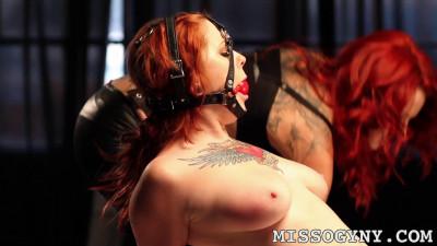 Misti Dawn & MISSogyny – Misti Dawn Gaged And Tourmented