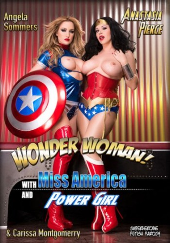 Wonder Woman! With Miss America and Power Girl (2015)