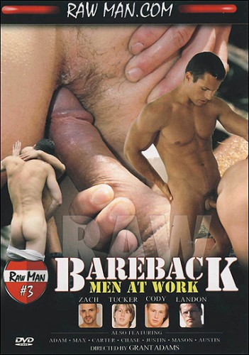 Bareback Men at Work