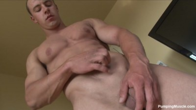 Pumping Muscle Zach T - Photoshoot Part 1 - pumping, boy homosexual, download, dating gay