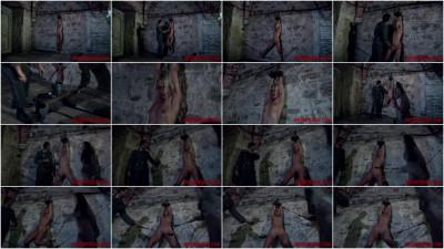 Bdsmprison – Spy Mirela Won't Confess & Endures Spanking & Electro Play Punishment HD