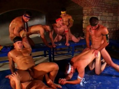 Kick Club Scene 6 (2013)
