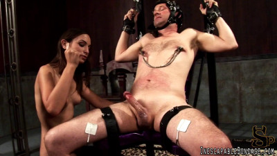 Amber Rayne bound to cum (2015)