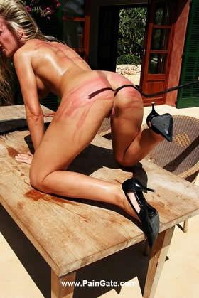 Paingate - Arnus whipping
