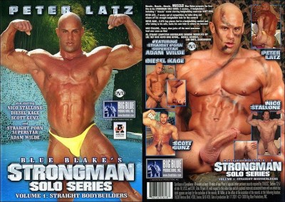 Blue Blake�s. Strongman Solo Series. Vol. 1: Strai