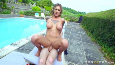blond big tits wet - (The Wet Look)