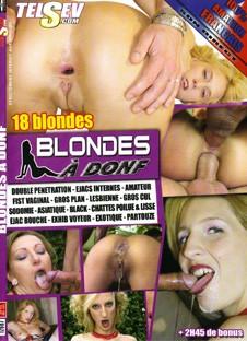 [Telsev] Blondes a donf Scene #1