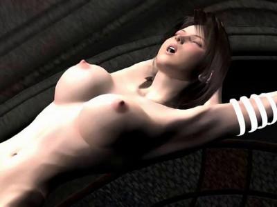 Sex Slave Puppet Mayumi High Quality 3D 2013